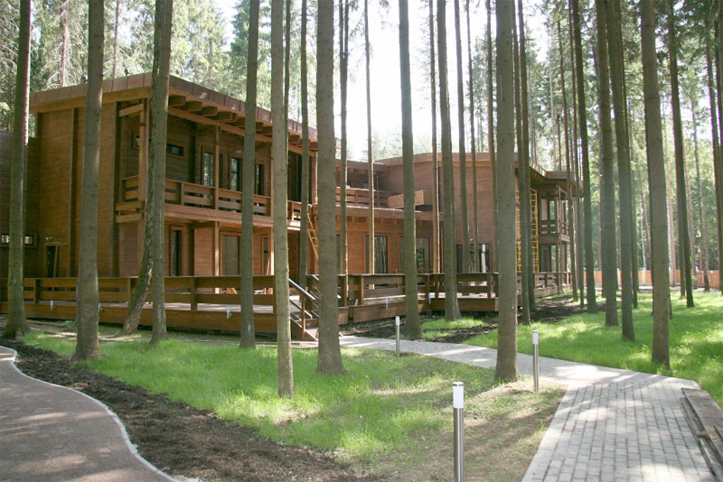 Загородный дом, окрестности Нахабино, Московская область