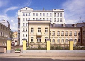13, Staropimenovsky Lane, Bldg 1