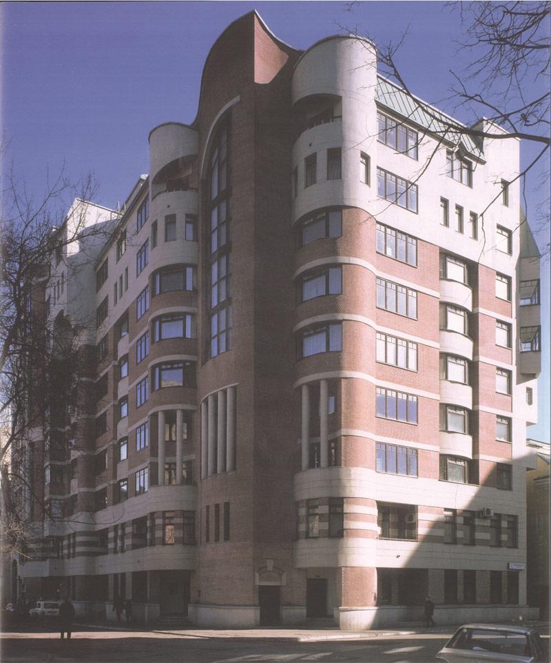 Весковский переулок, 2